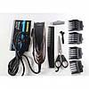 Профессиональная машинка для стрижки волос Gemei GM-813 Оригинал, фото 3