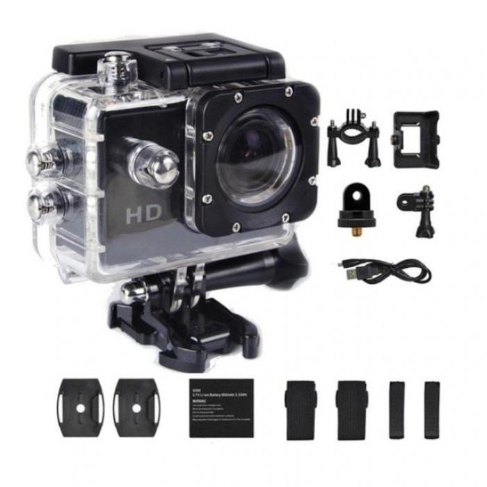 Экшн камера Action Camera J400 ( A7) полный комплект go pro Оригинал