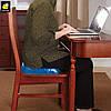 Гелевая ортопедическая подушка для сидения Egg Sitter + чехол Оригинал, фото 6