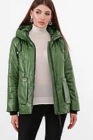 Куртка 9155 38-зеленый p56119 #O/V