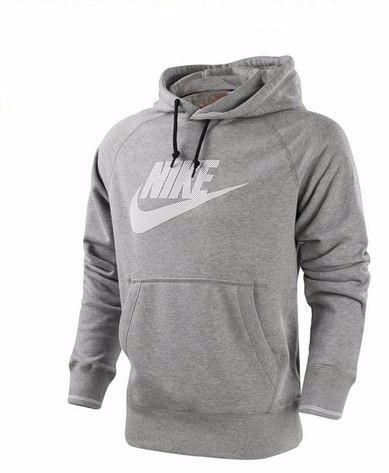 Летняя спортивная кофта кенгуру Nike