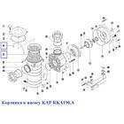 Kripsol Корзина насоса KAP - RKA 190.A/ RBH0003.05R (RPUM0005.06R), фото 2