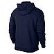Спортивная мужская кофта на змейке Adidas, синяя, фото 2