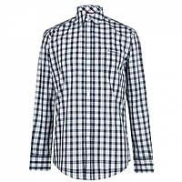Рубашка Pierre Cardin Pierre Cardin Check Navy/White - Оригинал, фото 1
