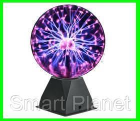 Ночник Плазменный Шар Декоративный Светильник