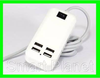 Зарядное устройство на 4 USB, фото 2