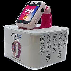 Детские смарт-часы GPS MYOX МХ-01G Pink