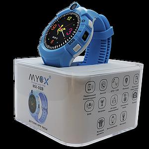 Детские смарт-часы GPS MYOX МХ-02B Blue