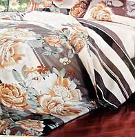 Комплект постельного белья семейный Elway 3832 Gentle Peony