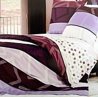 Комплект постельного белья семейный Elway 3762 Purple Dreams