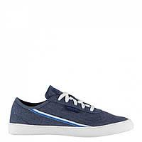 Кроссовки adidas adidas Court Flash Canvas Navy/Blue/Wht - Оригинал, фото 1