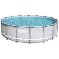 Bestway Надувний басейн Bestway 56451 (488х122) з картриджних фільтрів, фото 1