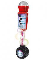 Детский Игровой Развивающий Музыкальный Инструмент Микрофон с подключением MP3 с кнопками ритма Simba Симба