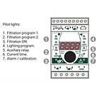 Toscano Панель управления фильтрацией Toscano ECO-POOL-B-400-D 10002584 (380В) с таймером, Bluetooth, фото 4