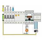 Toscano Панель управления фильтрацией Toscano ECO-POOL-B-400-D 10002584 (380В) с таймером, Bluetooth, фото 5