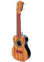 Детская гитара Fan Wingda Toys 898-13 Светло-коричневый
