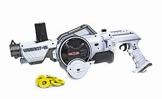 Машинка-бластер LE HENG TOYS Car Gun 2 в 1 (K15)