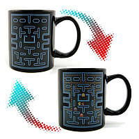Чашка хамелеон Pacman