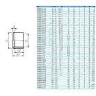 EFFAST Редукційний кільце EFFAST d50x40 мм (RDRRCD050E), фото 2