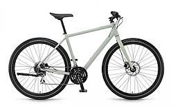 """Велосипед Winora Flint men 28"""", рама 56 см, серый матовый,  2019"""