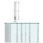 EFFAST Прокладка EPDM для буртів і фланців EFFAST d90 мм (RGRGQP0900), фото 2