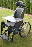Инвалидная коляска Alu Rehab Netti 4U 40cm, фото 4