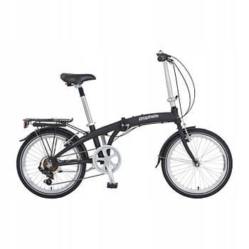 Складаний велосипед Prophete 20 Shimano 7 Шварц Німеччина
