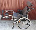 Многофункциональная инвалидная коляска ALU REHAB netti 4U Wheelchair 47cm, фото 2