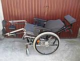 Многофункциональная инвалидная коляска ALU REHAB netti 4U Wheelchair 47cm, фото 3