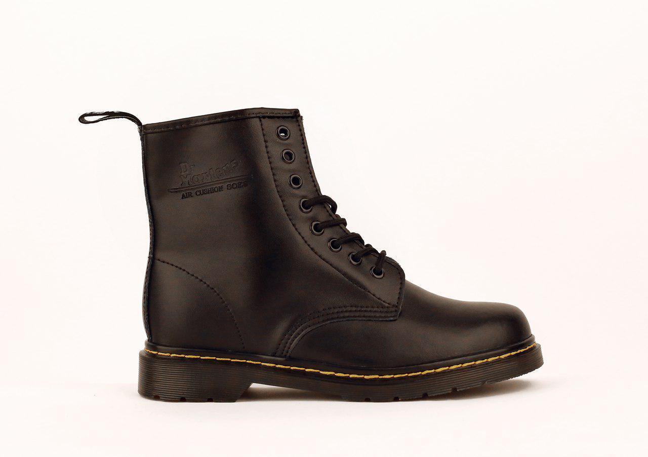 Чоловічі черевики в стилі Dr. Martens Original c 8 парами люверсів