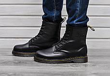 Чоловічі черевики в стилі Dr. Martens Original c 8 парами люверсів, фото 2