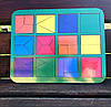 Сложи квадрат, методика Никитиных, 12 квадратов, ур. 1, 300*240 мм, 064401