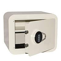 Сейф для офиса и дома Sefito 380х300х300мм с взломостойким электронным замком
