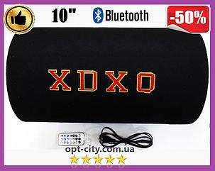 """Автомобильный Активный сабвуфер бочка 10"""" .  350W + Bluetooth + Пульт., фото 2"""