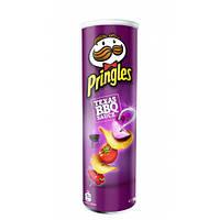 Чипсы Pringles Texas BBQ Sauce , 165 гр