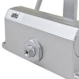 Доводчик ATIS DC-5036-BC Silver, фото 2