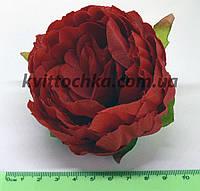 Голова цветка  пиона ,цена указа за 1 шт,диаметр цветка 10 см, фото 1