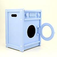 """Игрушечная стиральная машина """"Дамиан"""" ирис"""