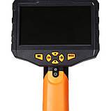 Бороскоп NTS300 3м 5.5 мм відеоскоп відеоендоскоп цифровий, фото 9