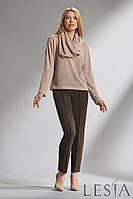 Комфортные трикотажные брюки Lesya  АЛЮР 2 52