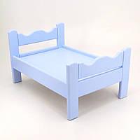 """Кровать игрушечная """"Ариэль"""" ирис, фото 1"""