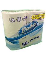 """Папір туалетний целюлозний """"Диво"""" Max Roll 55 метров, 4 рул"""