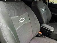 Авточехлы Chevrolet Aveo хетчбэк Nika