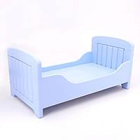 Ліжко для ляльок Есмеральда ірис