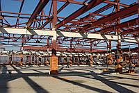 Строительство складов. Быстровозводимые производственно-складские помещения