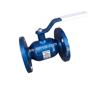 Стальной шаровой кран ду15 ру40