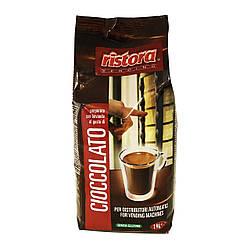 Гарячий шоколад-какао Ristora в пакеті 1кг
