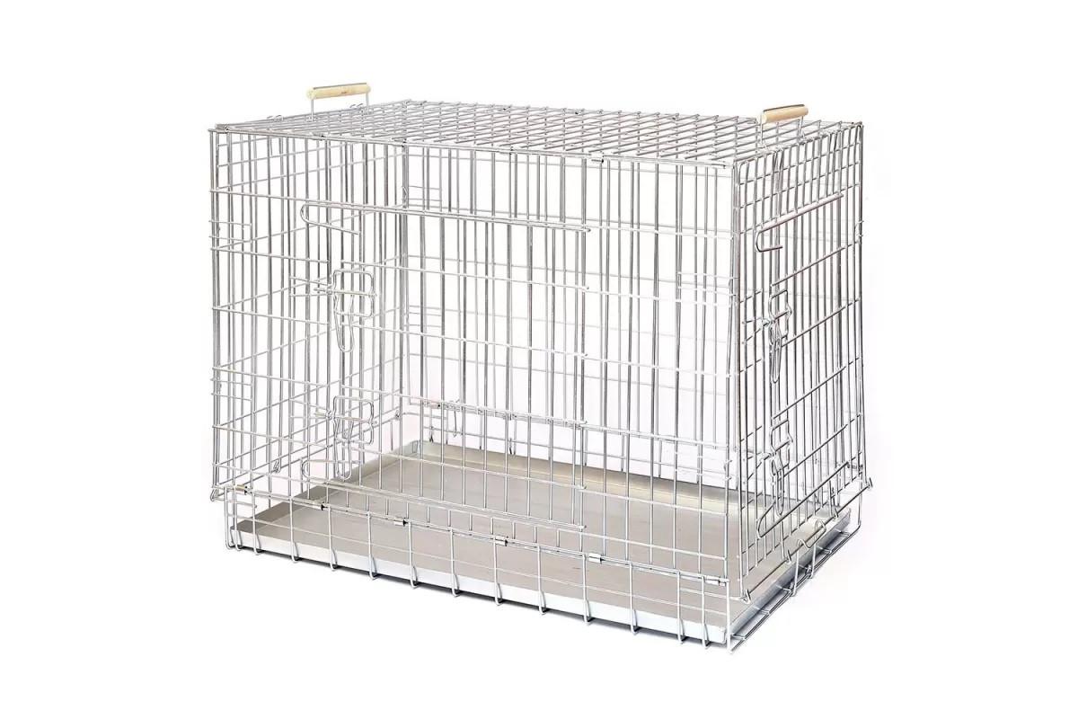 Клетка для собак WOLF 61*91,5*72 см