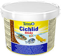 Корм для рыб Tetra Cichlid Sticks 10 л/ 2,9 кг 153691