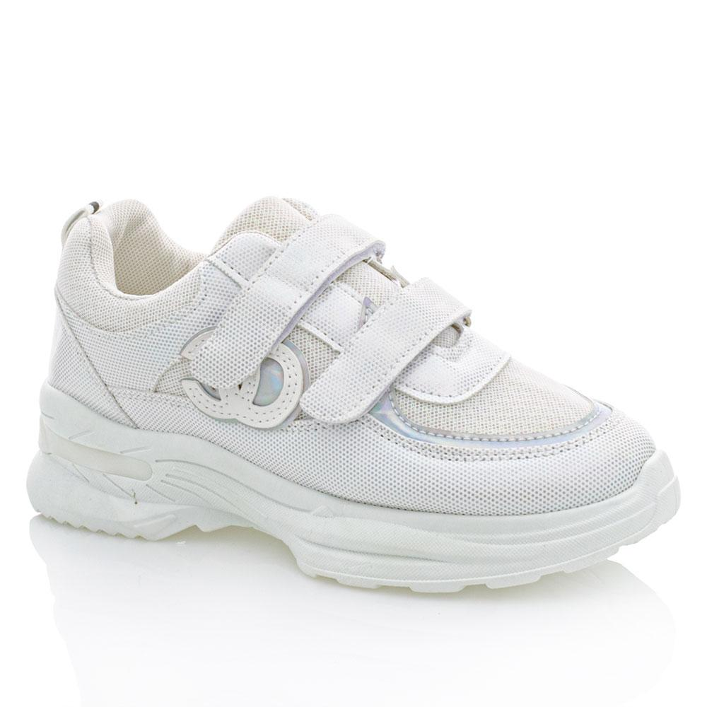 Кроссовки для девочек Kimboo 32  белый 980874